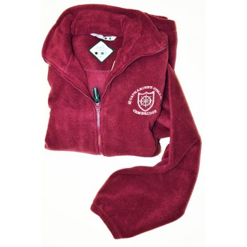 St Catharine's College Fleece Jacket