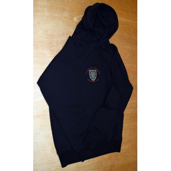 Downing College Hooded Top