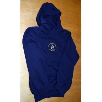 Newnham College Hooded Top