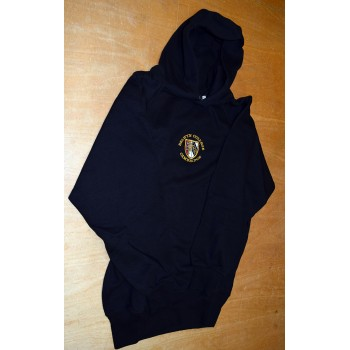 Selwyn College Hooded Black Top