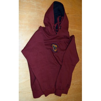 Sidney Sussex College Hooded Top