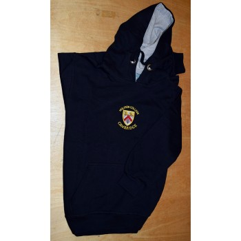Wolfson College Hooded Top