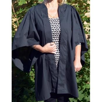 College Undergraduate Gown