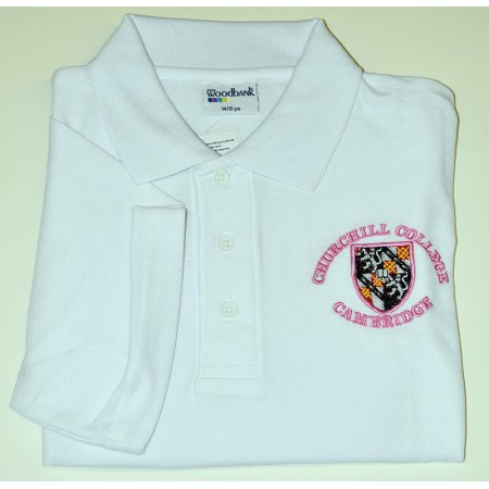 Churchill College Polo Shirt