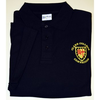 Clare College Polo Shirt