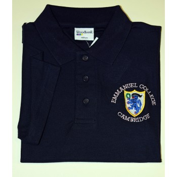 Emmanuel College Polo Shirt