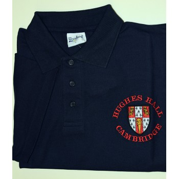 Hughes Hall Polo Shirt