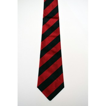 Jesus College Striped Tie.