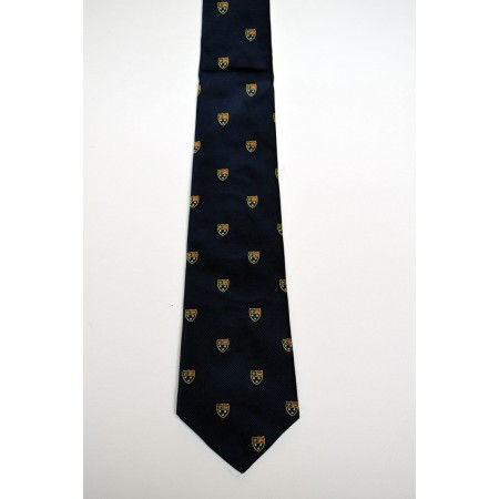 King's College Crested Tie.