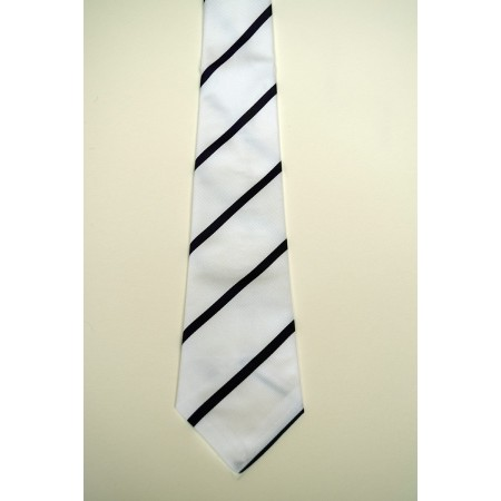 King's College Summer Striped Tie.