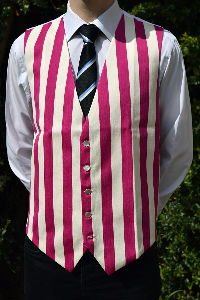 Bespoke waistcoats Cambridge